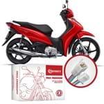 Alarme Moto Taramps Tma Freedom 200 D3 Dedicado Honda Biz