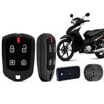 Alarme para Moto Pósitron Duoblock Fxg8 Honda Biz 125 Função Presença e Sensor de Movimento