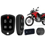 Alarme para Moto Positron Duoblock Fxg8 Honda Xre Funcao Presenca e Sensor de Movimento