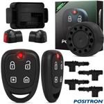 Alarme Positron Automotivo Carro Ex330 2014 Trava Elétrica 4