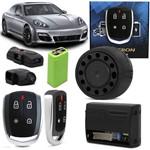 Alarme Pósitron Cyber Tx 360 Universal Carro e Caminhão Função Presença e Pânico com Bateria Bivolt