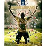 Álbum Campeonato Brasileiro 2018 + 10 Envelopes