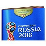 Álbum Copa Russia 2018 - Capa Mole