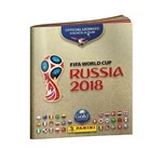 Álbum FIFA World Cup Russia 2018 Gold Edition Panini