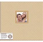 Álbum para Scrapbook K&C WER249 30,5x30,5 Kraft