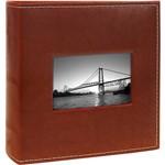 Álbum Prestige Janela Ferragem para 400 Fotos 10x15cm Vermelho - Ical
