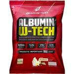 Albumin W-tech 500g Baunilha - Body Action