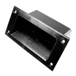 Alça para Caixa Acústica Plastica Compartimento - Pacote com 4 Peças