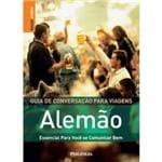 Alemao - Guia de Conversaçao para Viagens