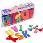 Alfabeto com Objetos Relacionados a Escrita 0357 - Carlu