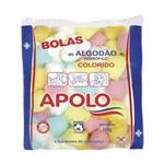 Algodão Apolo em Bolas Coloridas 100g