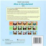 Alice In Wonder + Audio Cd