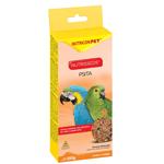 Alimento Distrativo Nutricon Nutrisseds Psita para Aves 200g