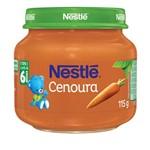 Papinha Nestlé Cenoura 115g