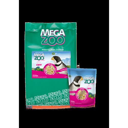Alimento Mega Zoo Mix para Coleiros 350g