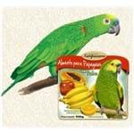 Alimento Nutripássaros Mistura com Frutas para Papagaios 500g