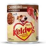 Alimento Úmido Keldog Carneiro e Batata Doce 280g