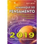 Almanaque do Pensamento 2019 - Pensamento