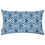 Almofada 35x50 Geometrie Bleue