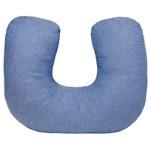 Almofada Amamentação Cavalinho Azul