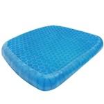 Almofada Assento de Gel de Silicone Ortopédico Egg Sitter
