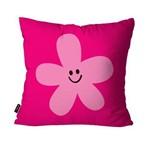 Almofada Avulsa Infantil Pink Flor