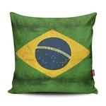 Almofada Bandeira do Brasil