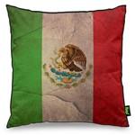 Almofada Bandeira do México