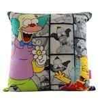 Almofada Bart Simpson e Krusty