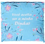 Almofada Convite Madrinha