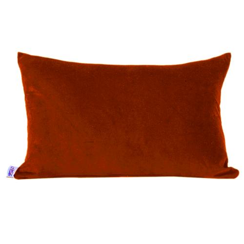 Almofada de Camurça Coral 0,40X0,60 CM