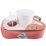 Almofada de Pipoca Shape Uatt - Flamingo
