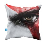 Almofada Decorativa Kratos Pelúcia 40x40 Almofadageek