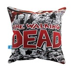 Almofada Decorativa The Walking Dead Pelúcia 40x40 Almofadageek