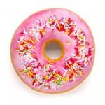 Almofada Donut Rosa - Ludi