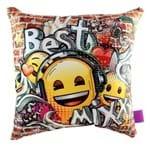 Almofada Emoji Music