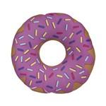 Almofada Formato Donuts Rosquinha