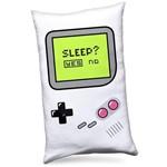 Almofada Gamer Boy Sleep Yes Or no