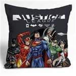 Almofada Liga da Justiça DC Comics