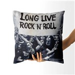 Almofada Long Live Rock Roll