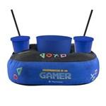 Almofada Porta Copo e Controle Playstation