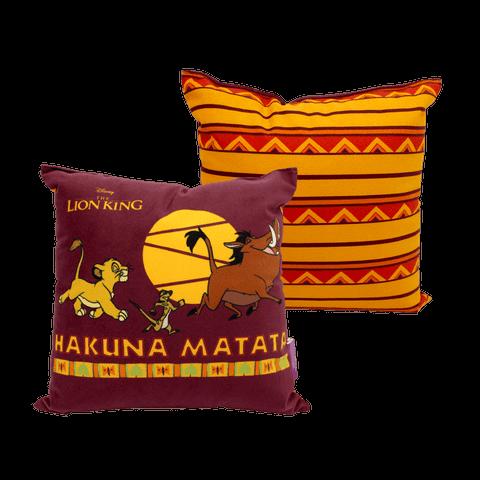 Almofada Rei Leão Hakuna Matata