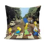 Almofada Simpsons - Abbey Road