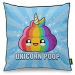 Almofada Unicorn Poop