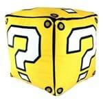 Almofada Veludo Mario Cubo 25x25