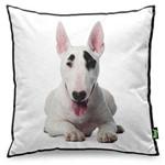 Almofada Yaay Love Dogs Black Edition - Bull Terrier