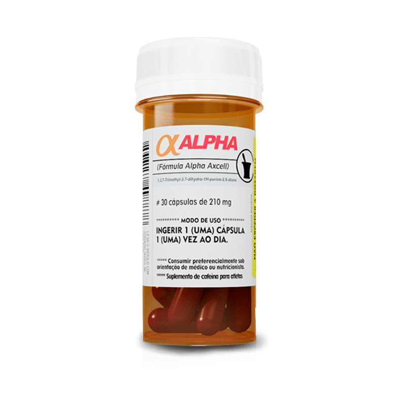 Alpha-Axcell (30caps) Power Supplements