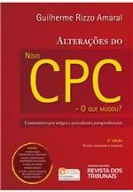 Alterações do Novo CPC o que Mudou? - 3ª Edição
