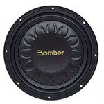 Alto Falante Subwoofer Bomber Slim Hight Power 12 Pol 400W Rms 4 Ohms