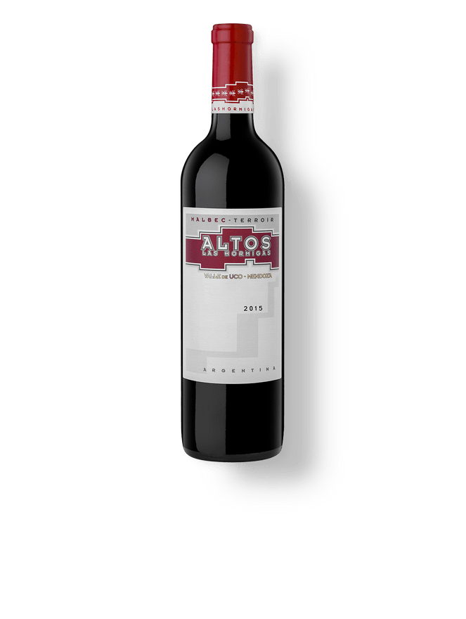 Altos Las Hormigas Malbec Terroir 2015